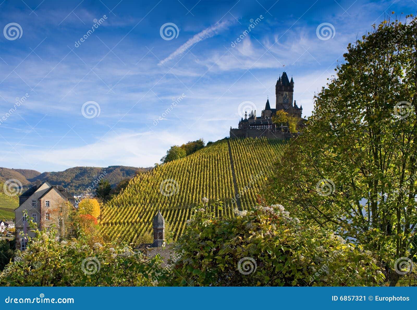 Cochem замока