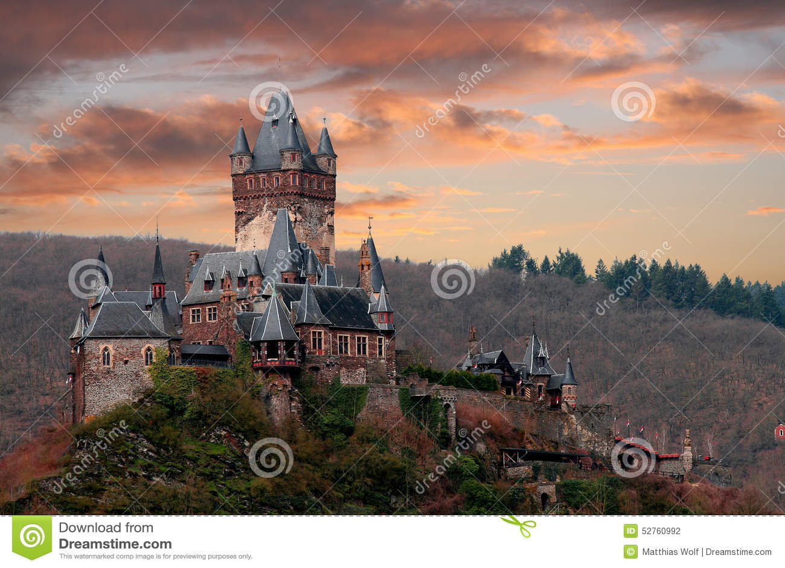 Cochem de château