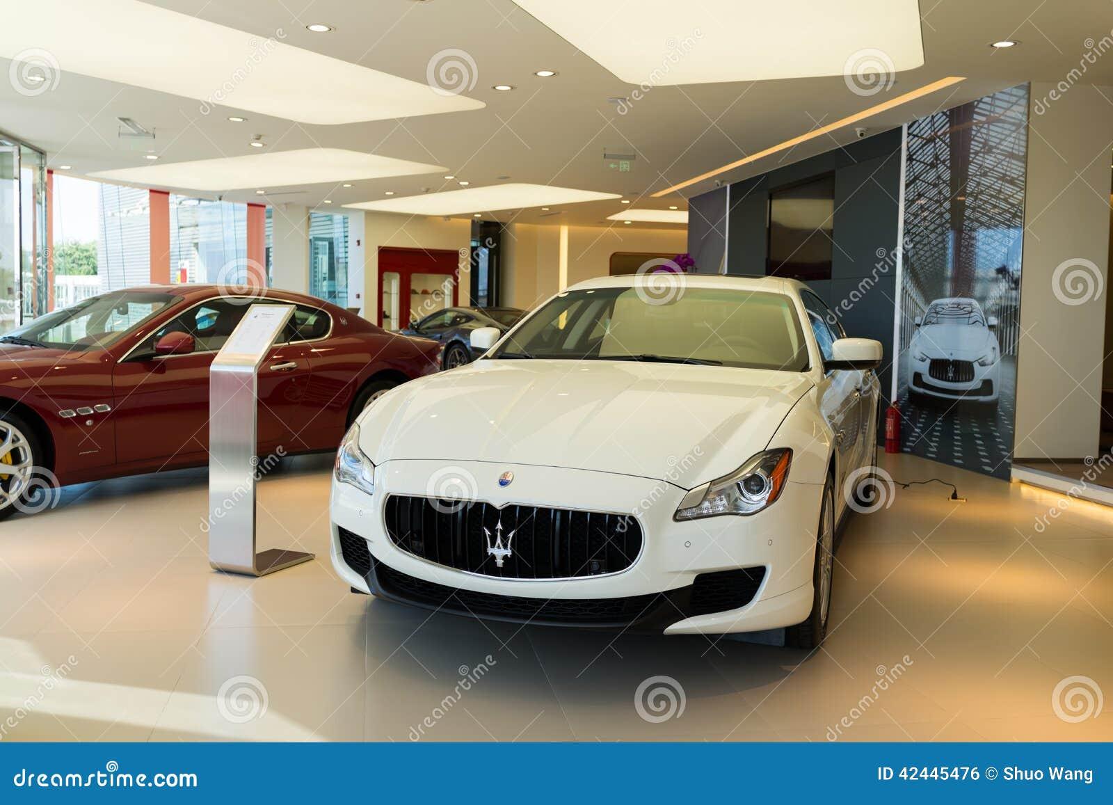 Coches de Maserati para la venta