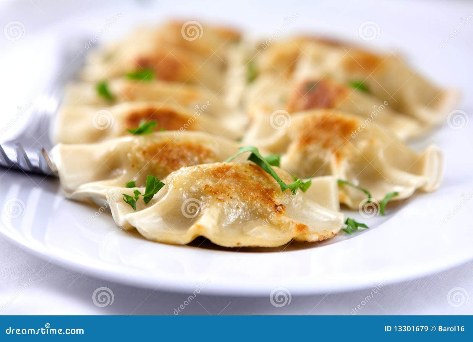 Cocina de Pierogi.Polish