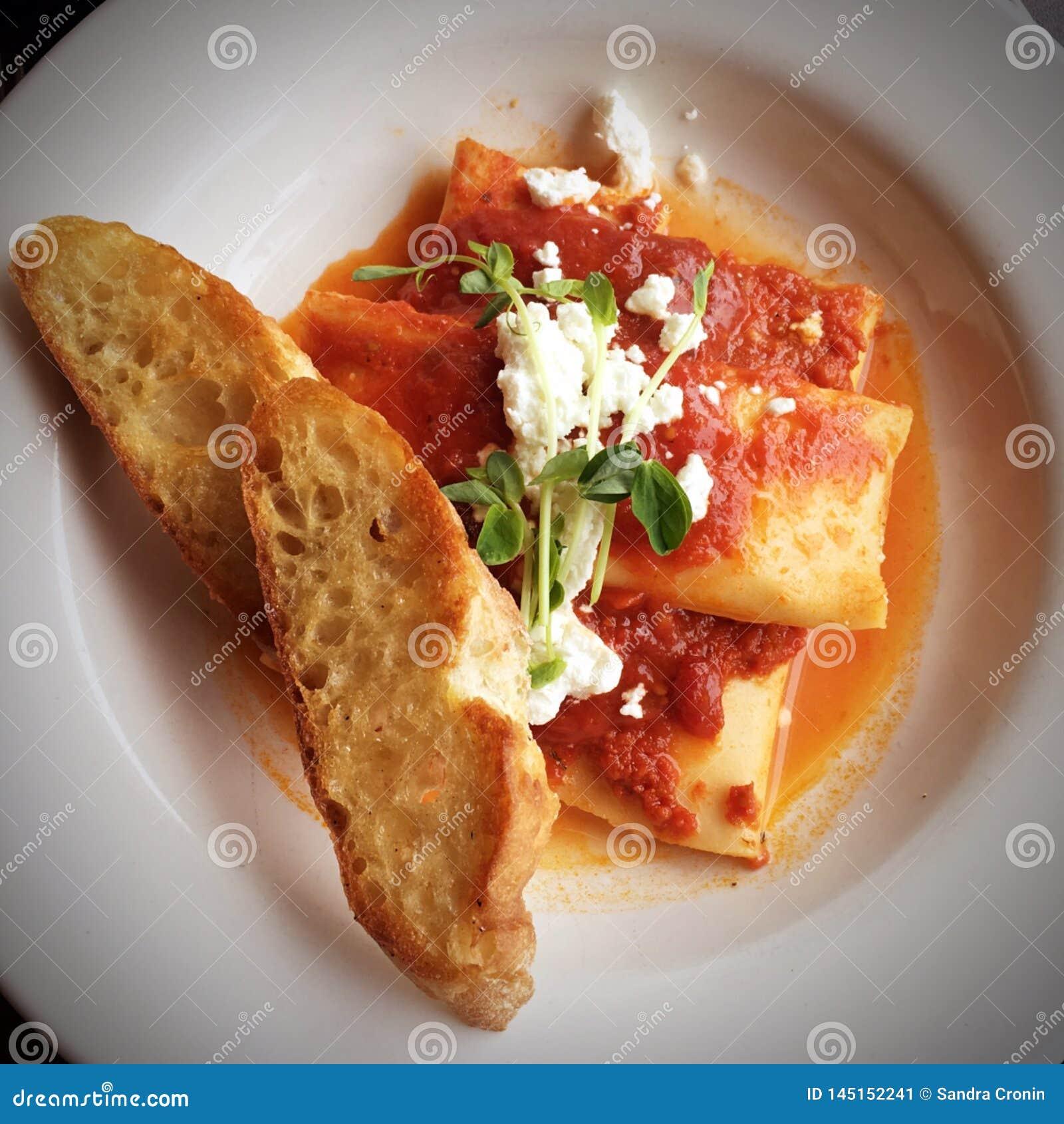 Cocina divina de los raviolis