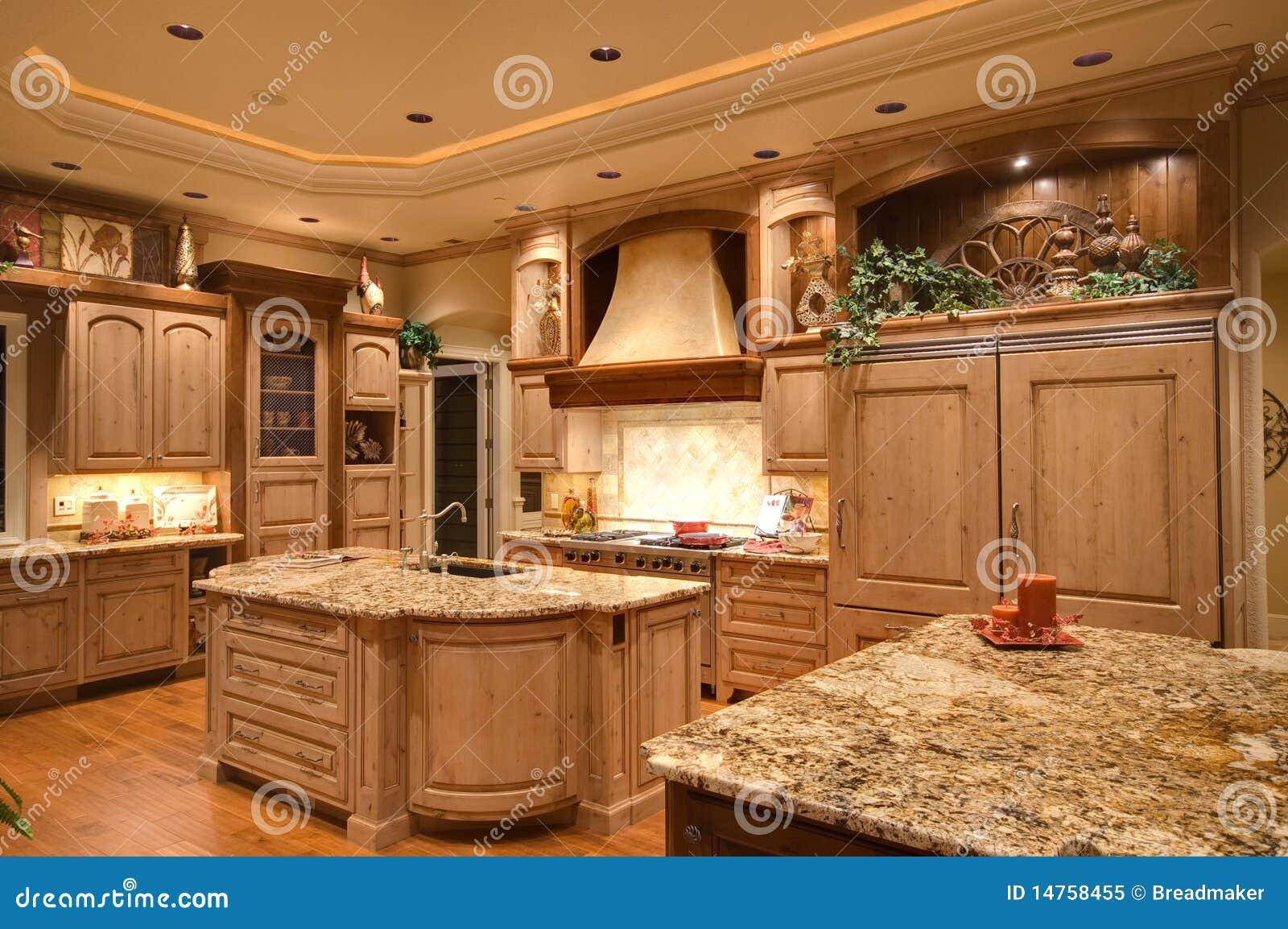 Cocina hermosa