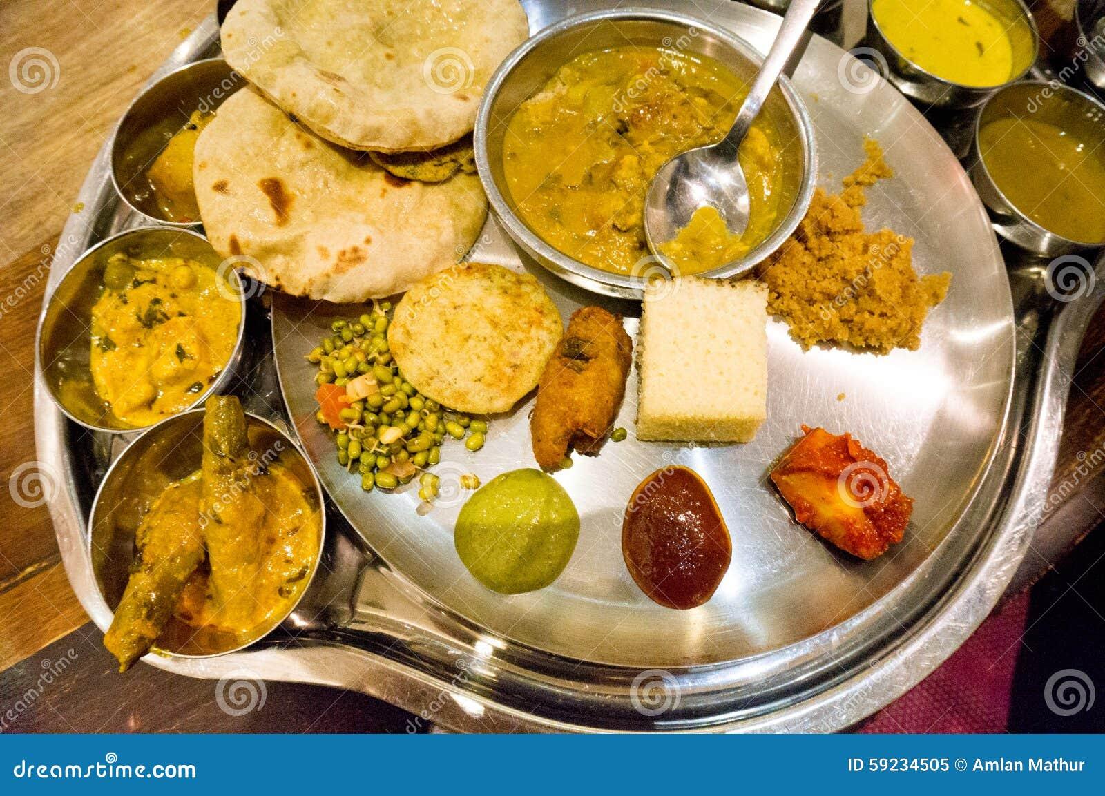 Cocina india del norte