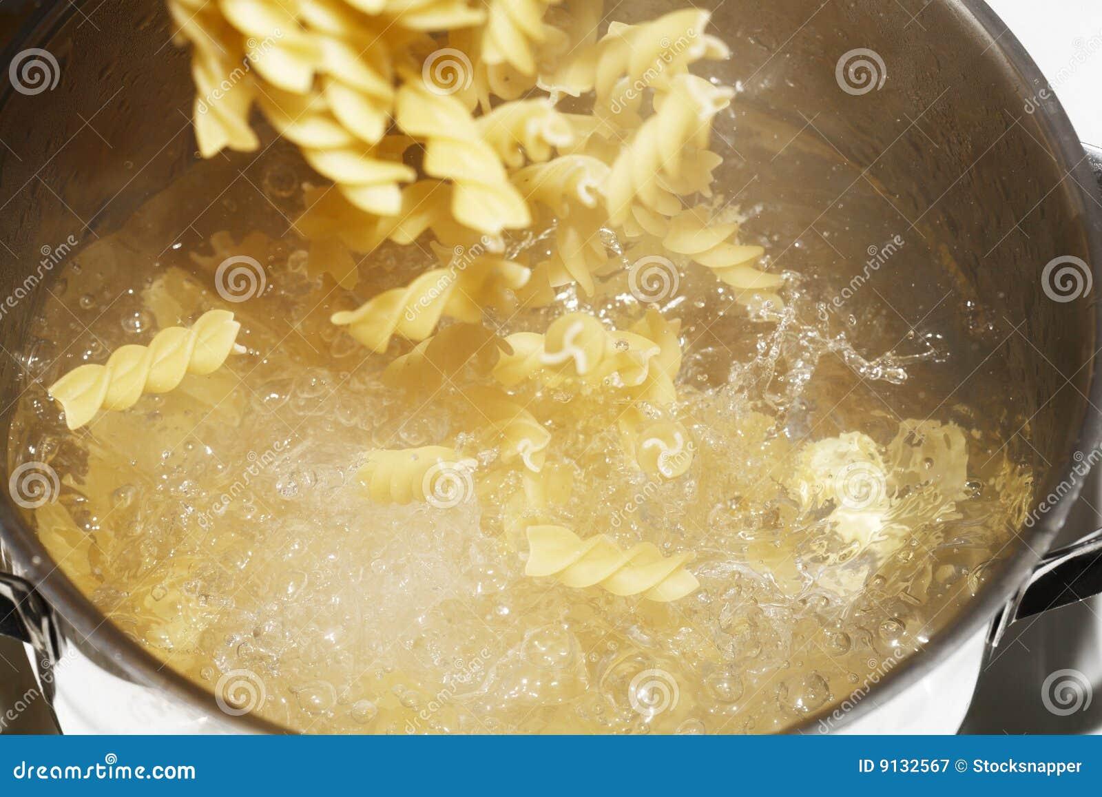 Cocinar las pastas