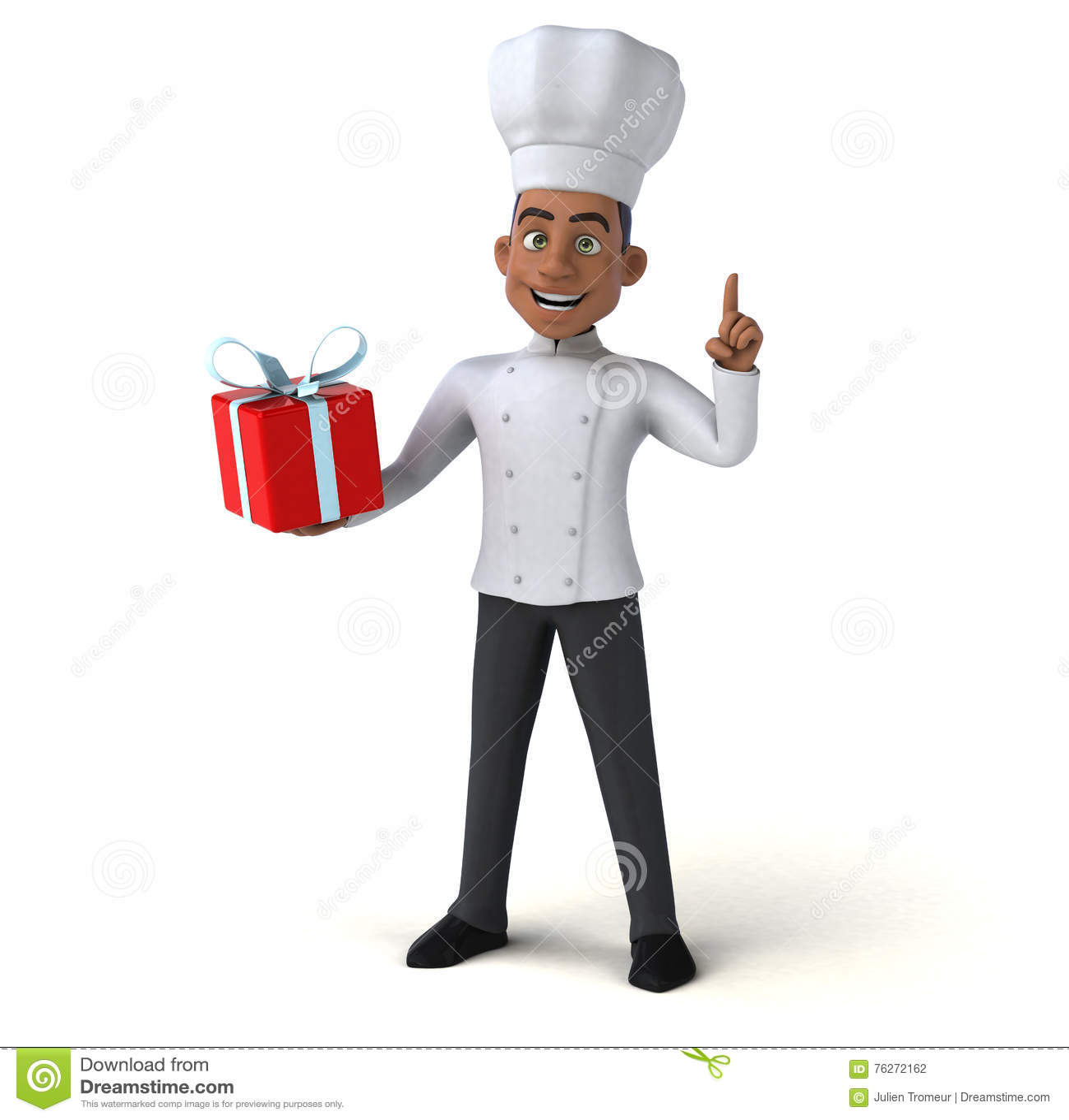 Cocinero de la diversión