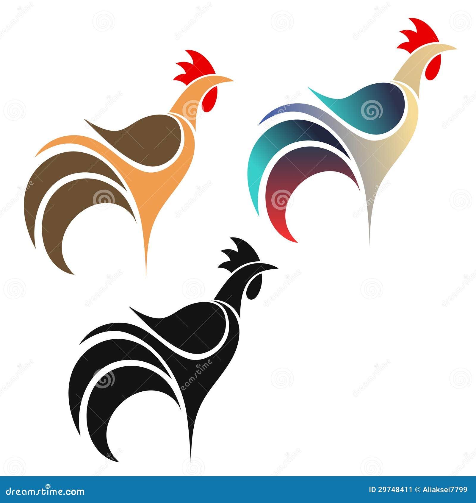 Cock. Logo