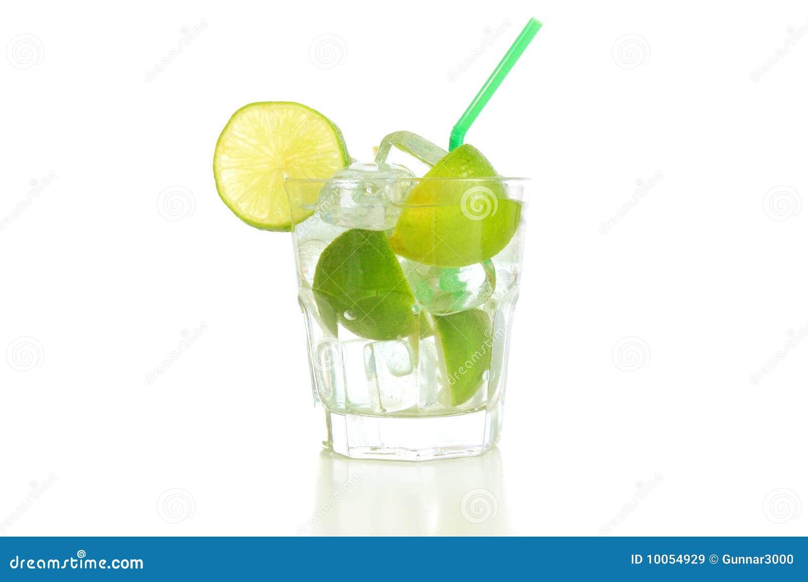 Cocktail de Caipirinha