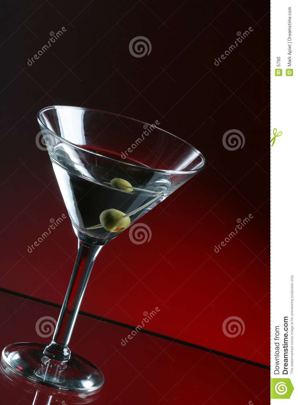 Cocktail de Martini
