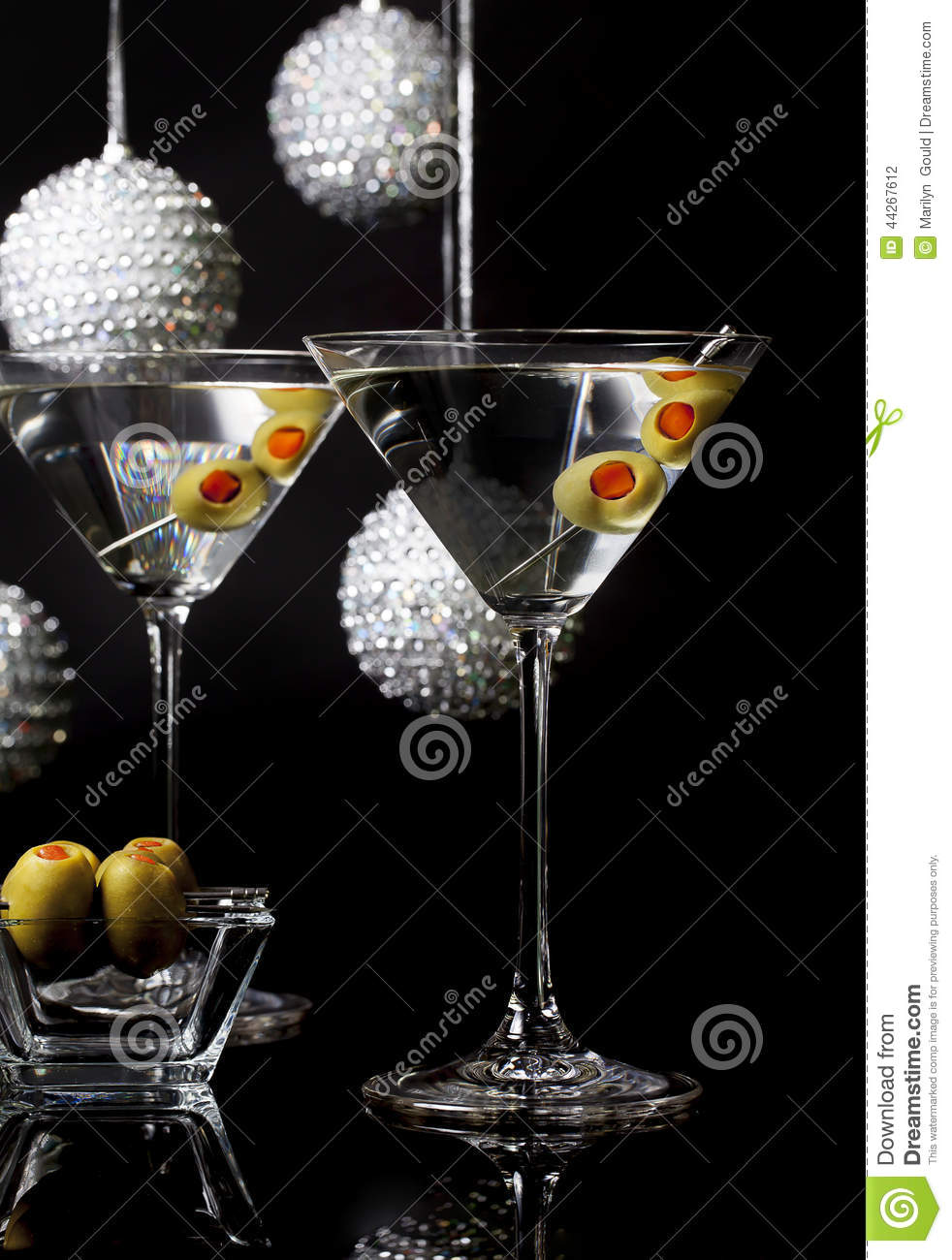 Cocktail di Martini per il partito di festa