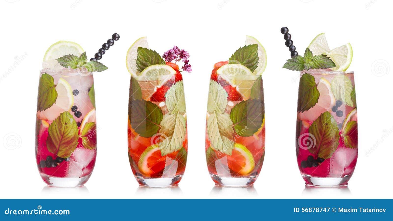 Cocktail di Mojito messi