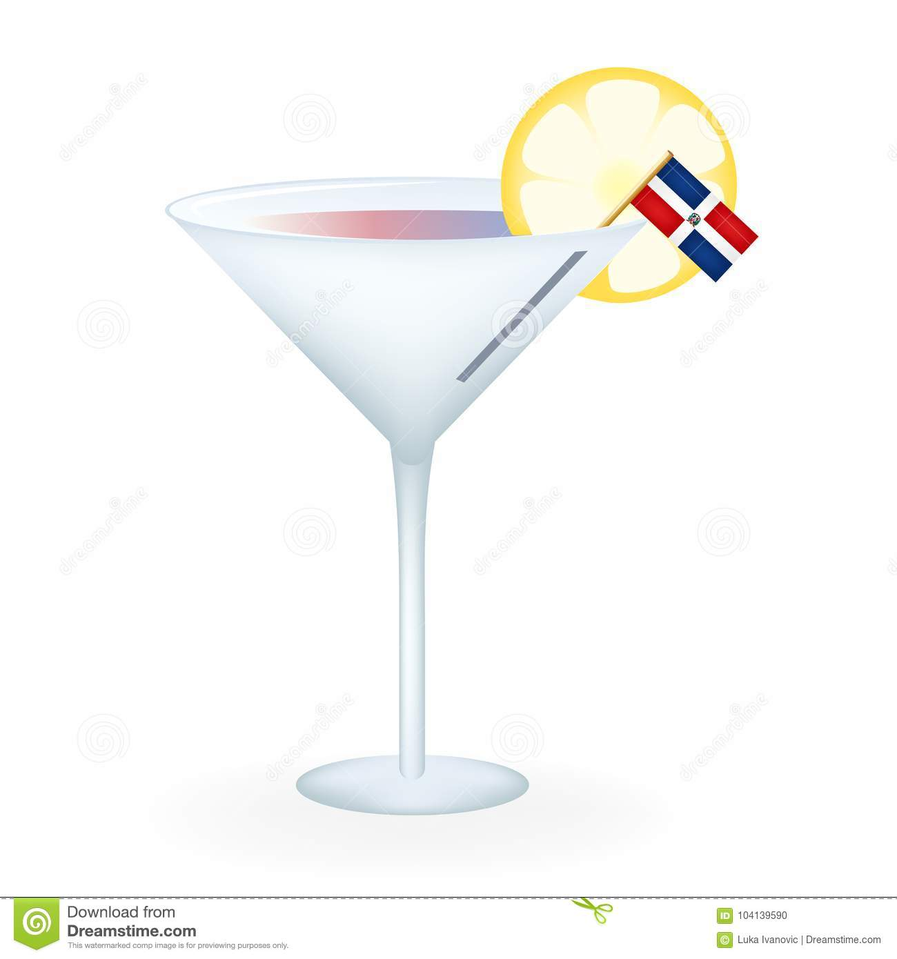 Cocktail dominicain