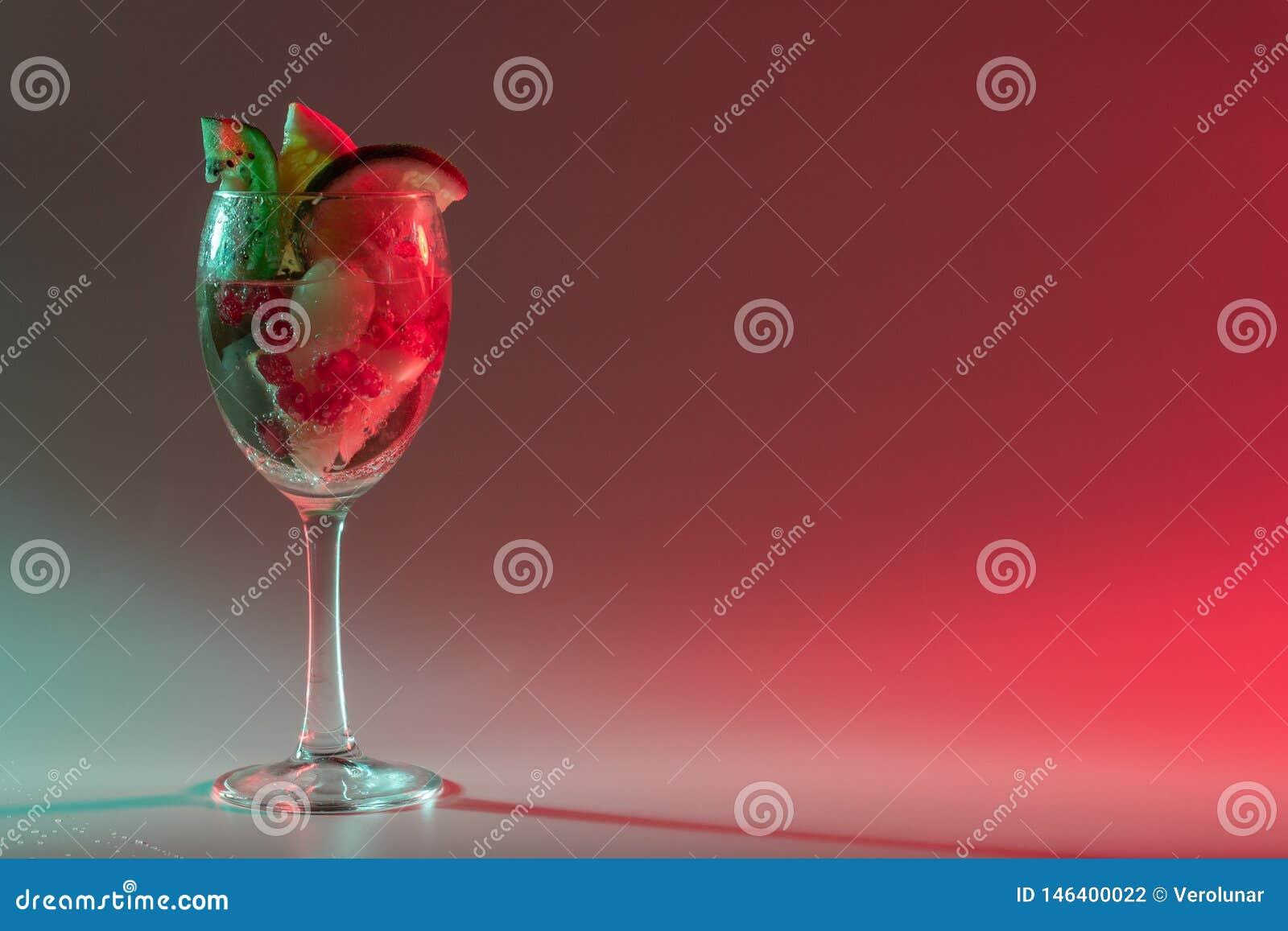 Cocktail e refrescos