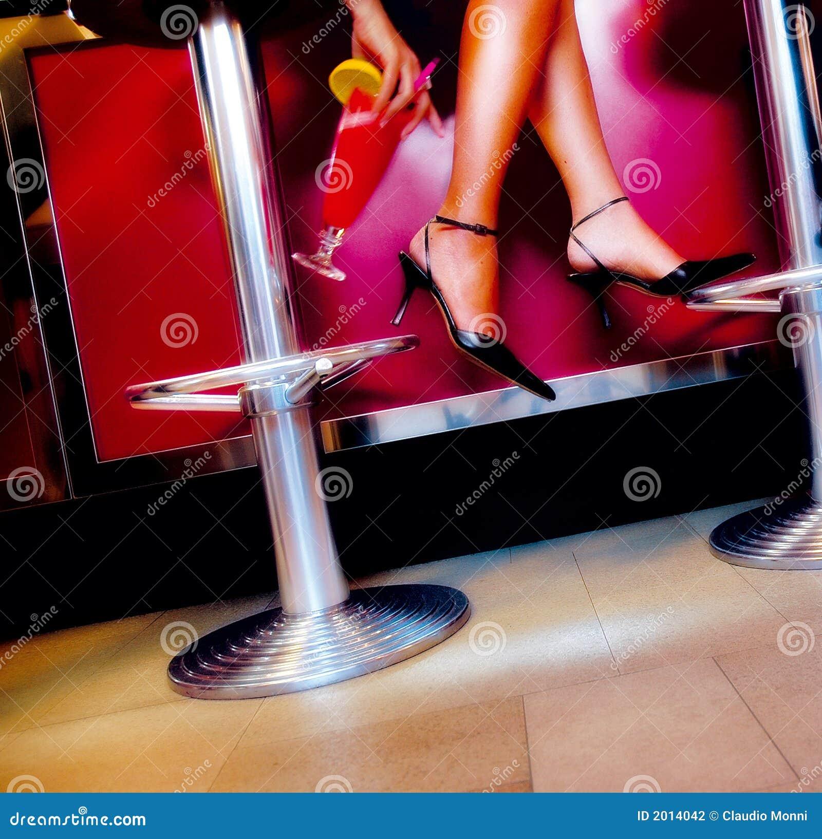 Cocktail en benen