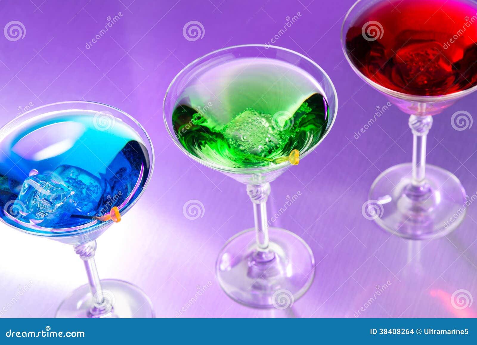 Cocktail exóticos