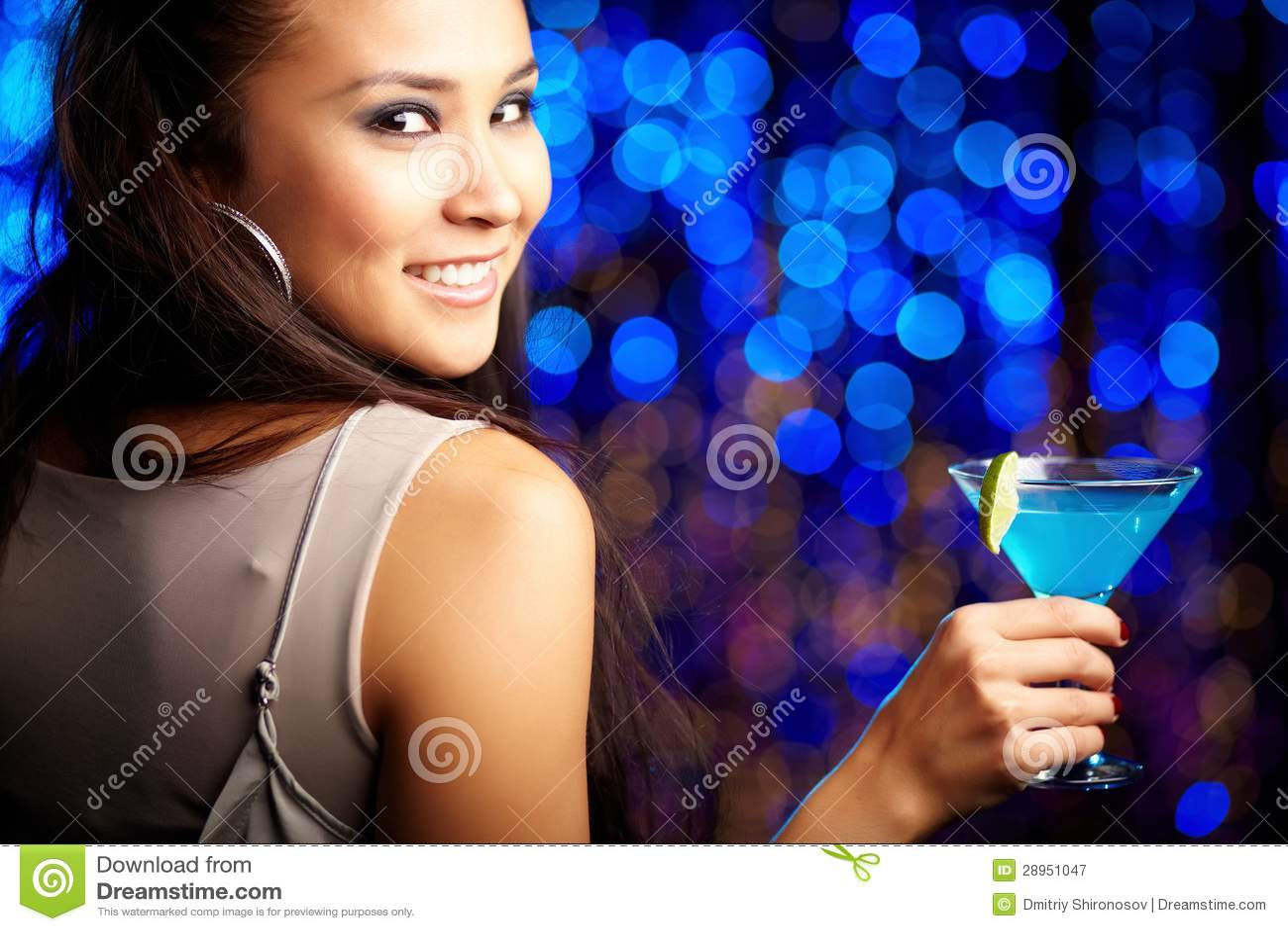 girl cocktail