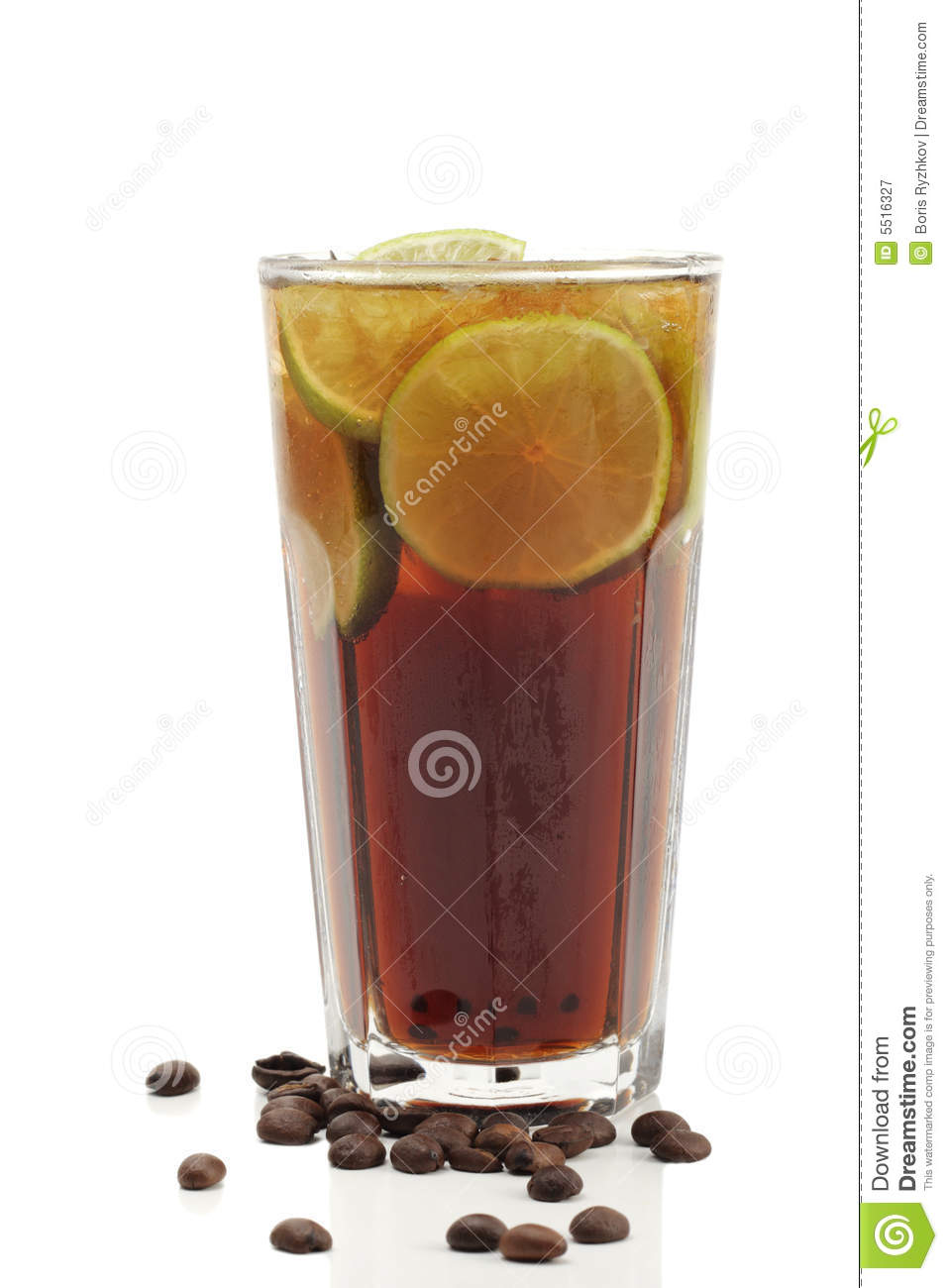 Cocktail long island iced tea royalty free stock for Cocktail long island