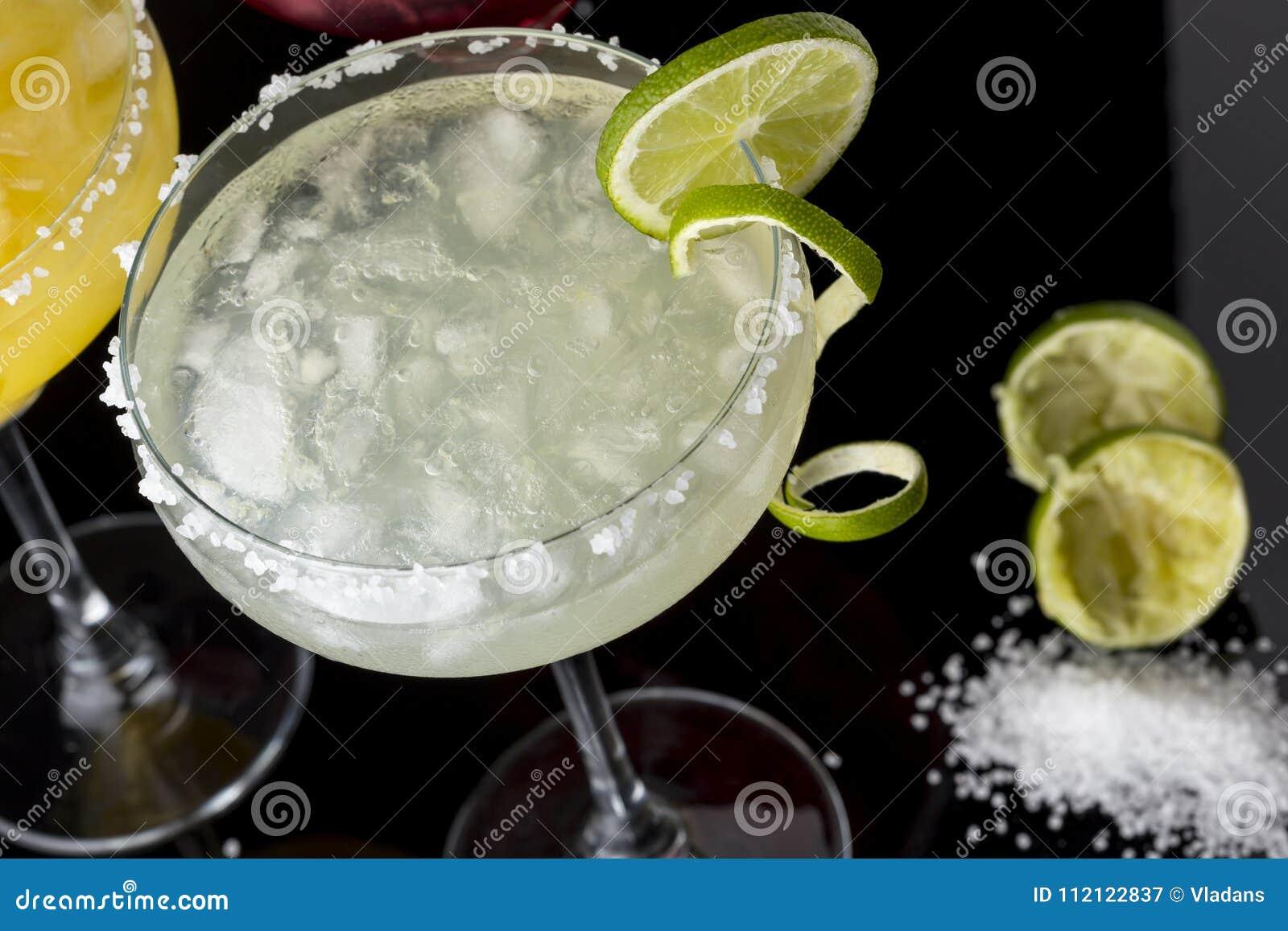 Cocktail original de margarita