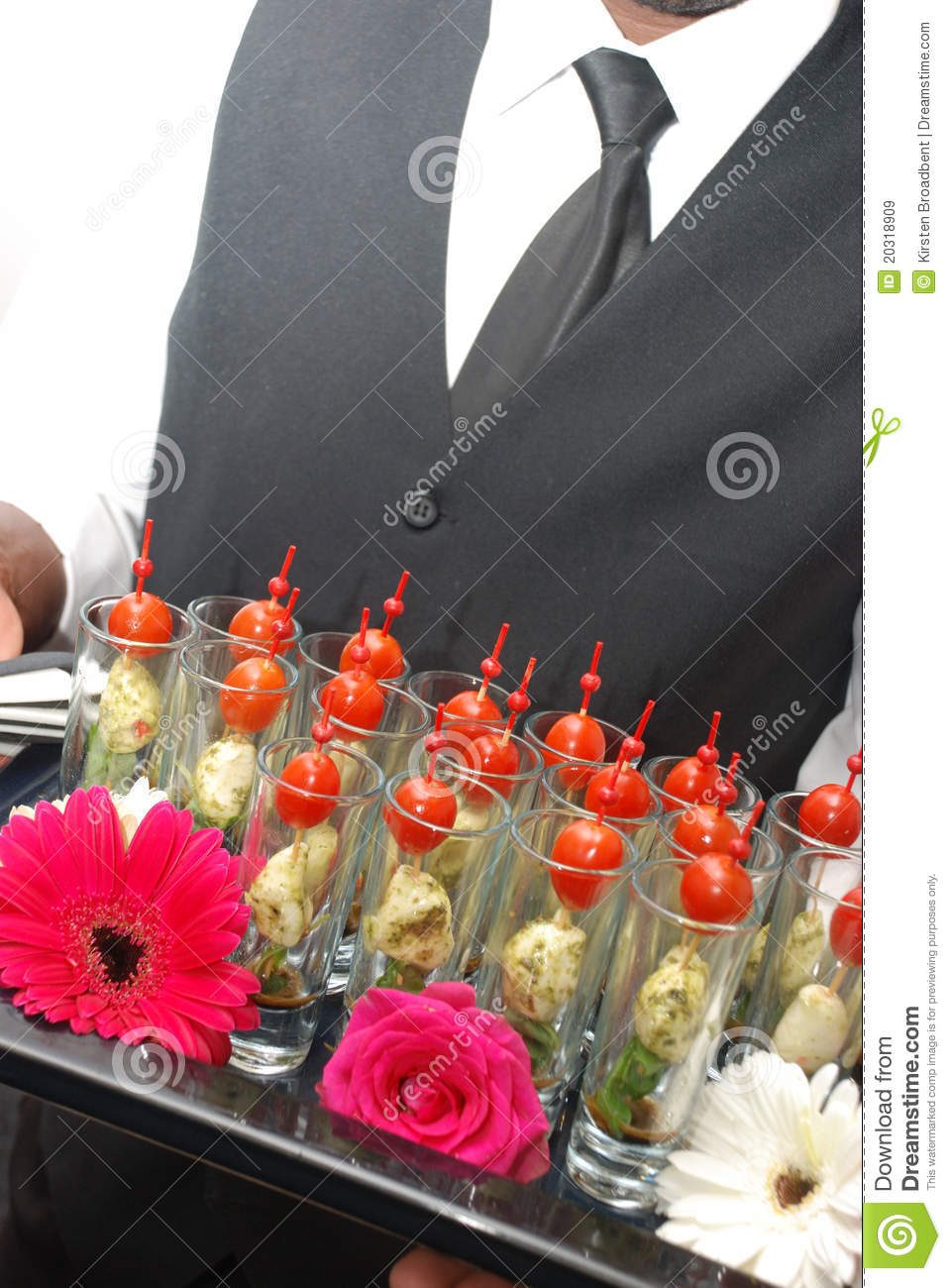 cocktail party food royalty free stock images image 20318909. Black Bedroom Furniture Sets. Home Design Ideas