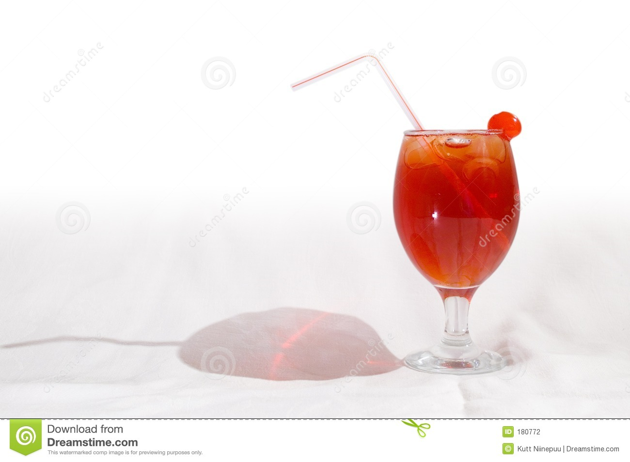 Cocktail rouge 1