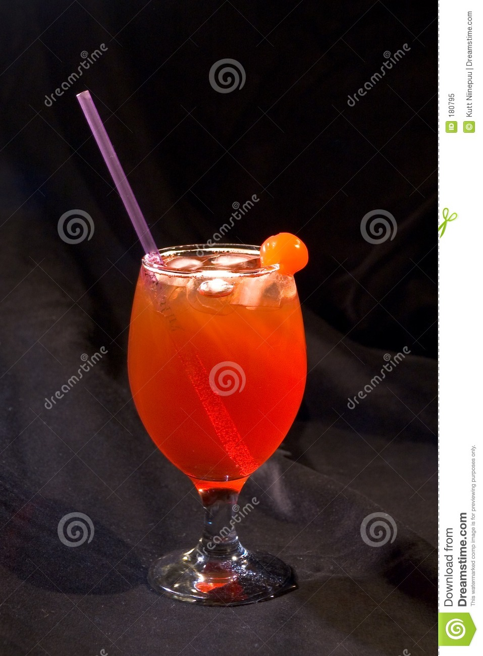 Cocktail rouge 3