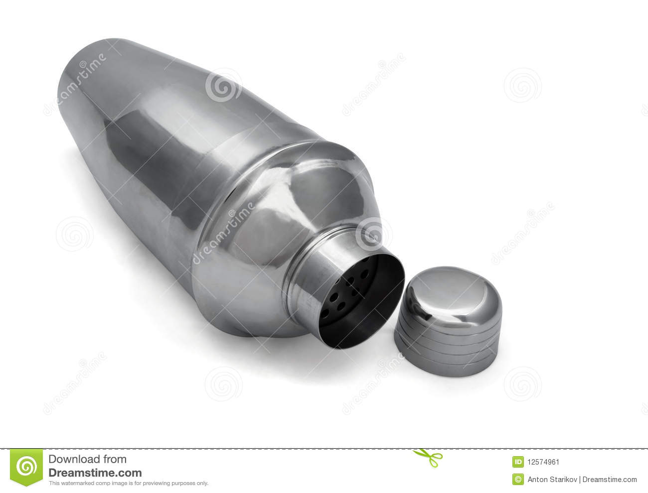 Unsharpened Pencil Clip Art Black And White Cocktail shaker Stock Image
