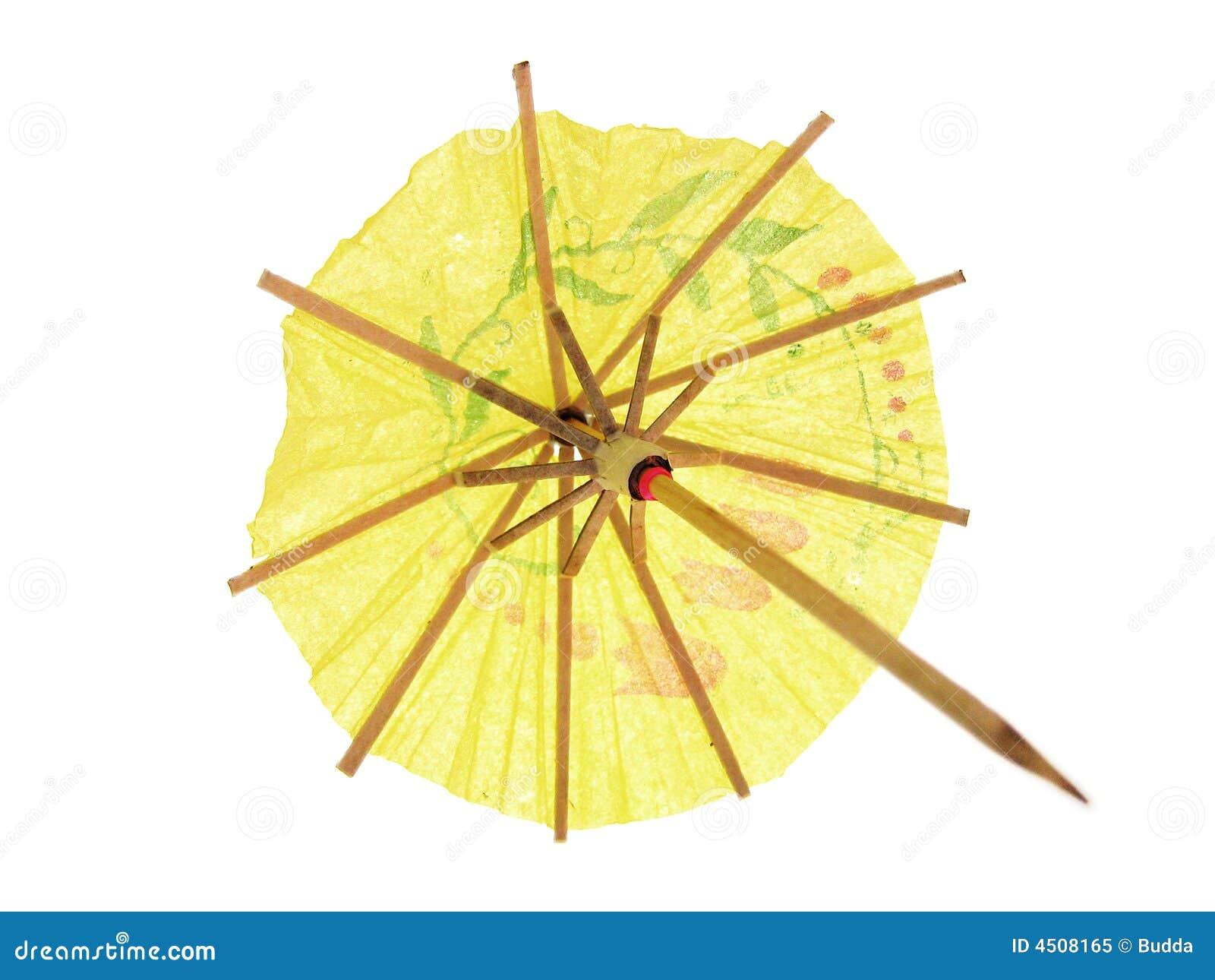 cocktail umbrella royalty free stock photo image 4508165