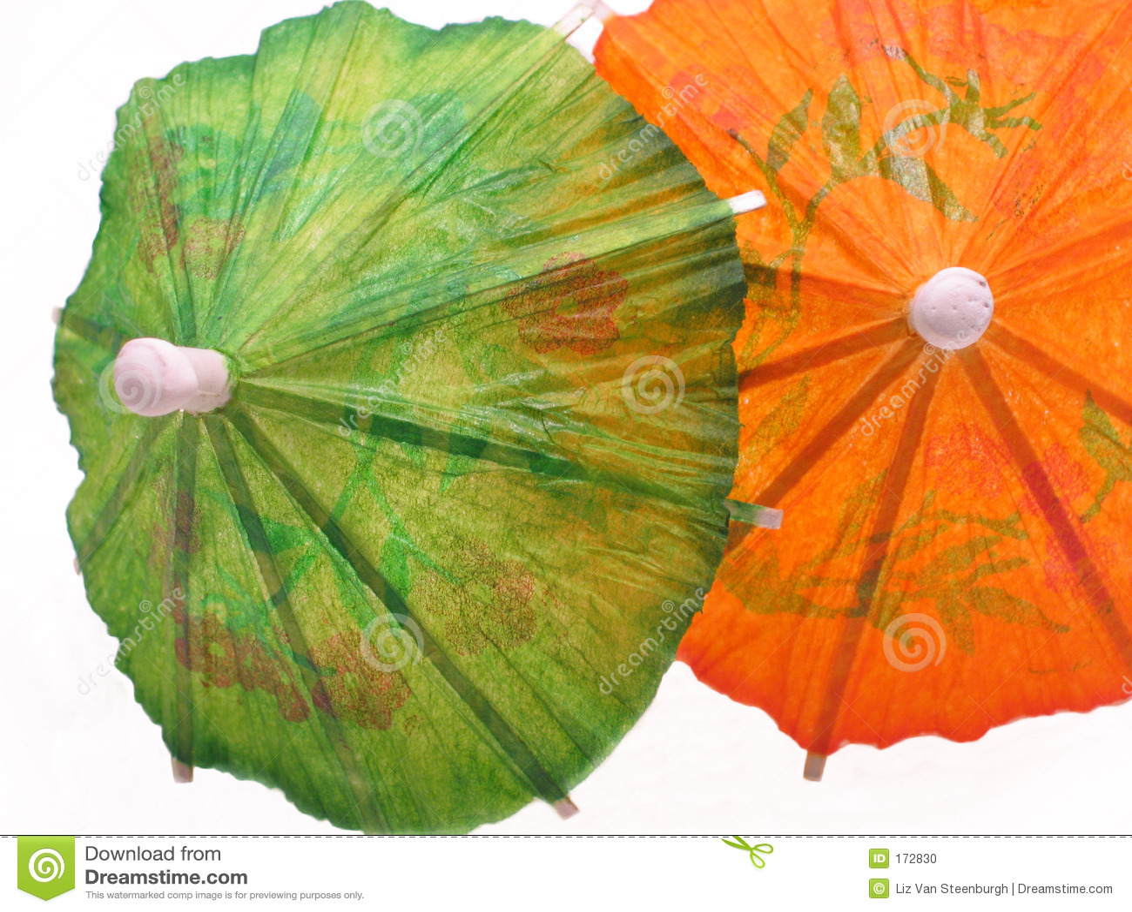 Cocktail Umbrellas