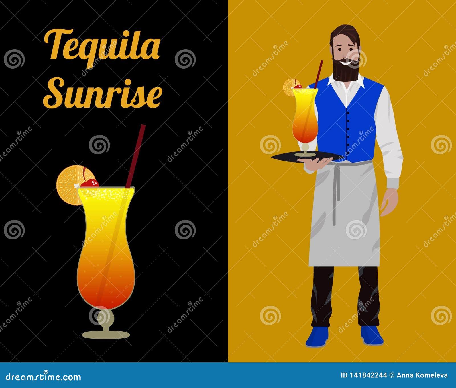 Cocktailkellner