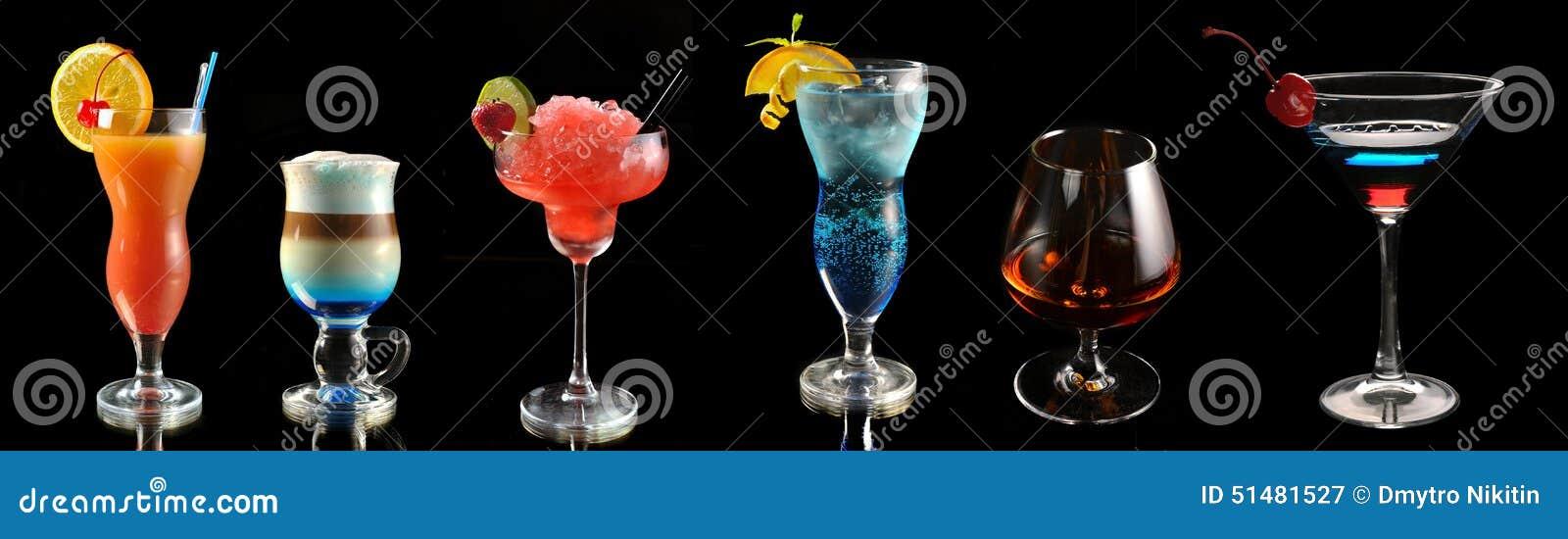 Cocktails à la barre