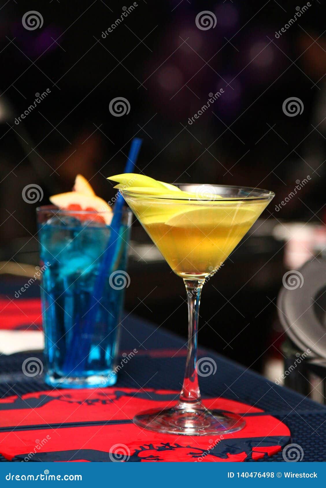Cocktails exotiques