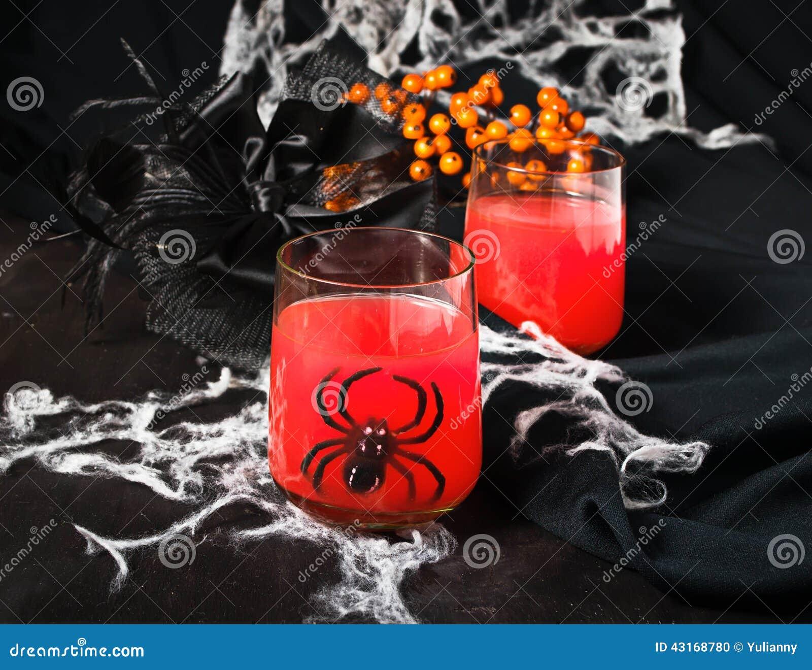 Cocktails fantasmagoriques de Halloween pour la partie