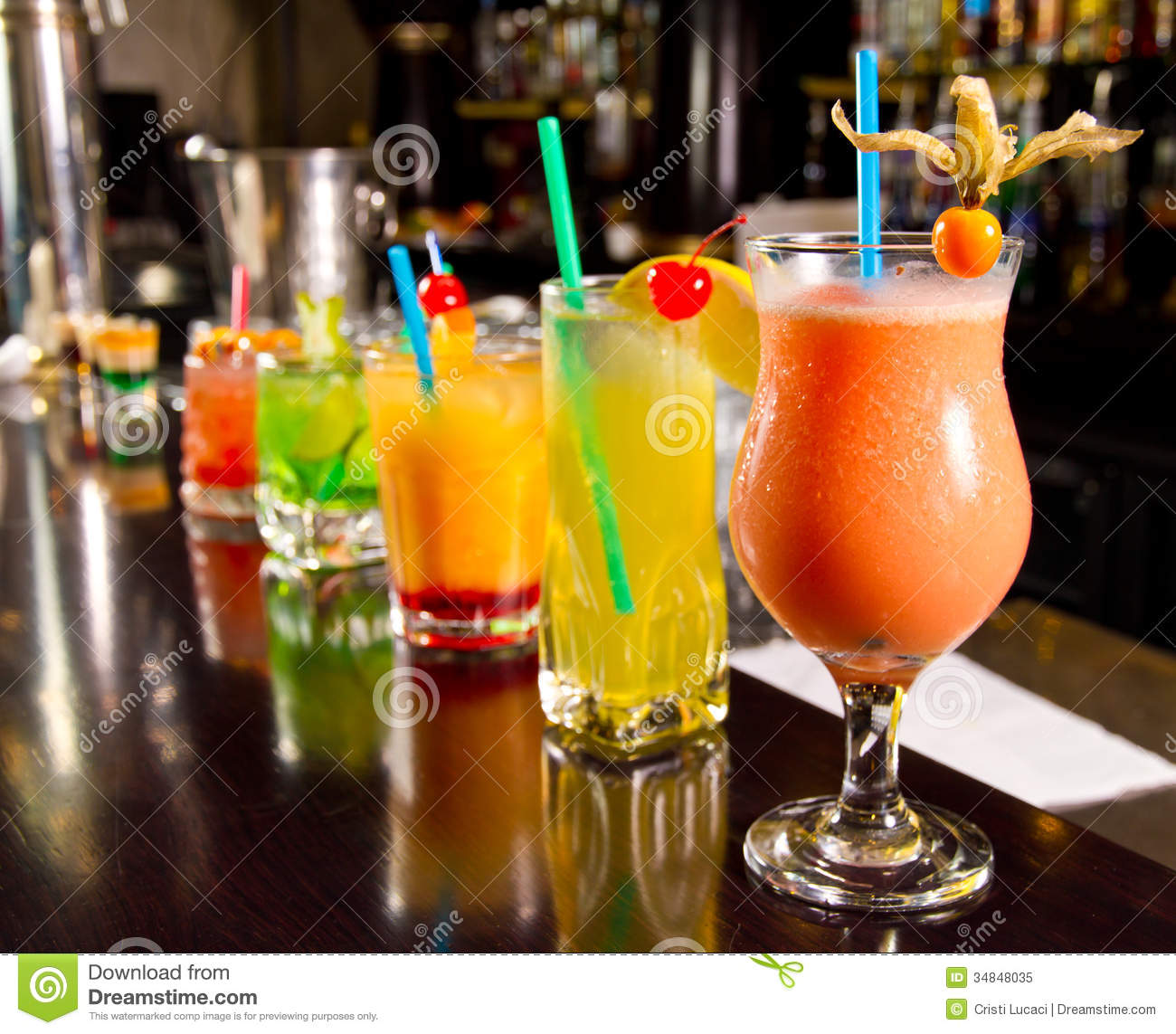Cocktails royalty free stock photo image 34848035