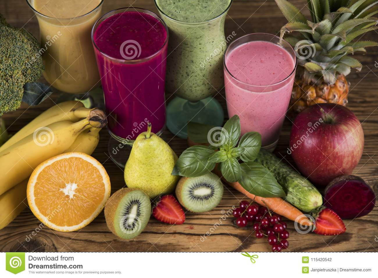 Healthy Diet Protein Shakes Sport And Fitness Stock Photo Image