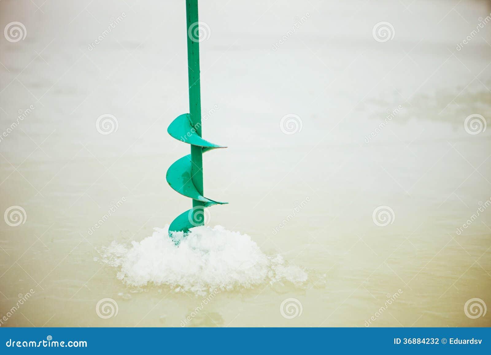 Download Coclea. fotografia stock. Immagine di inverno, ghiaccio - 36884232