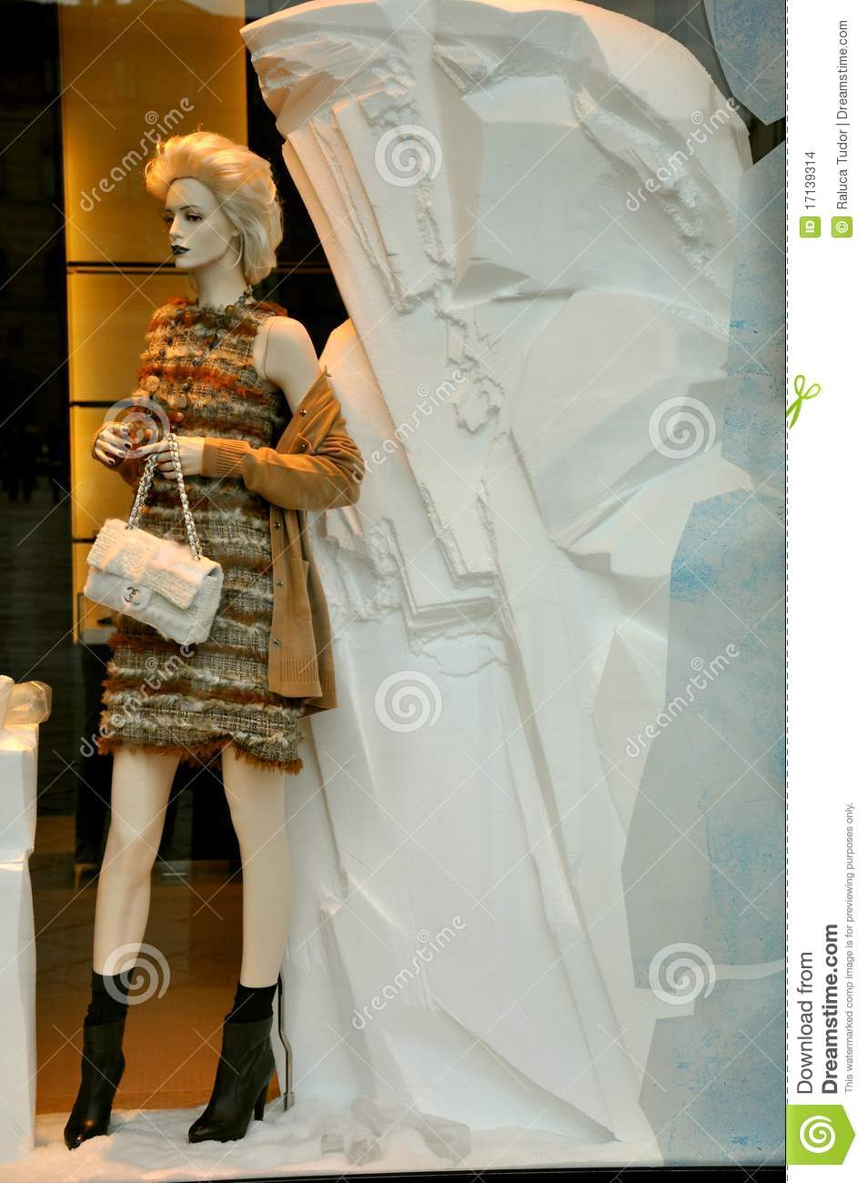 Coco Chanel Fashion Shop In Italy Editorial Stock Image Image 17139314