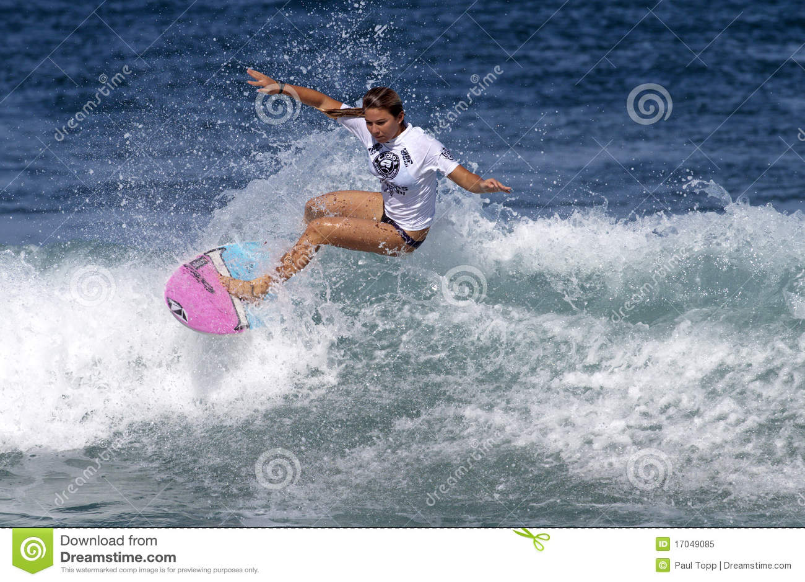 Coco dziewczyny haleiwa Hawaii ho surfingowa surfing