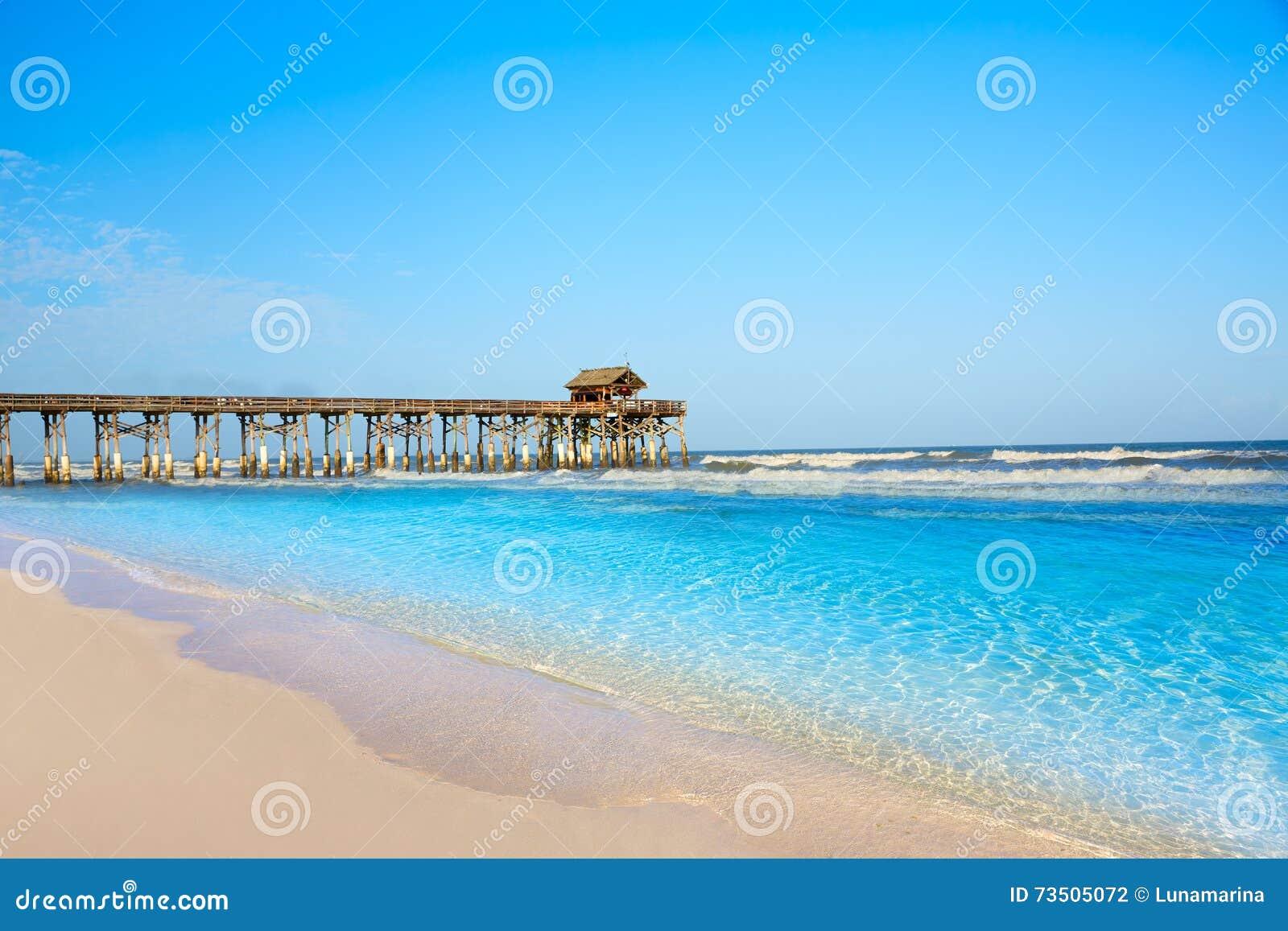 Cocoa Beach Near Port Canaveral