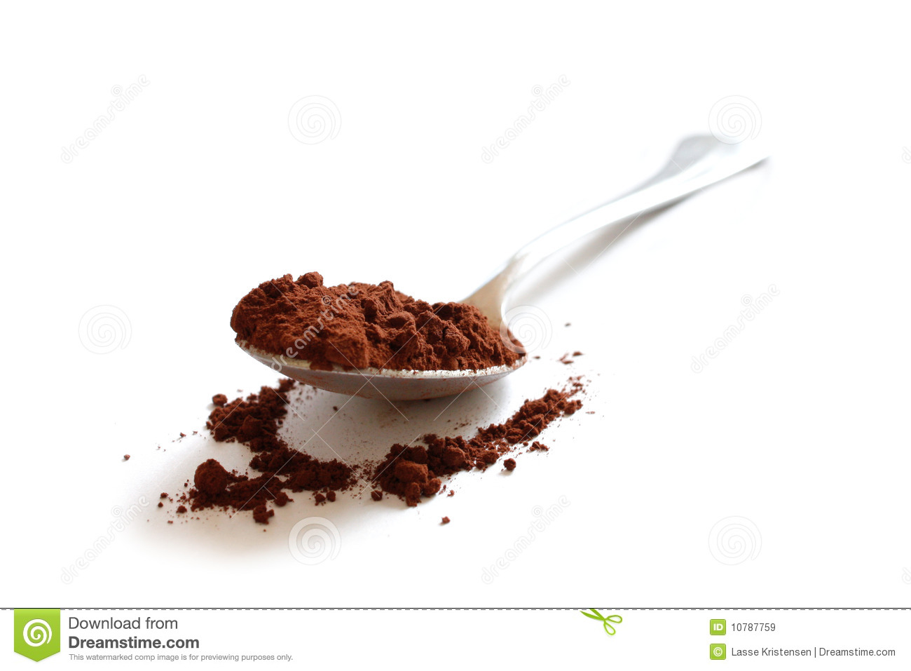 Cocoa Powder Royalty Free Stock Images - Image: 10787759