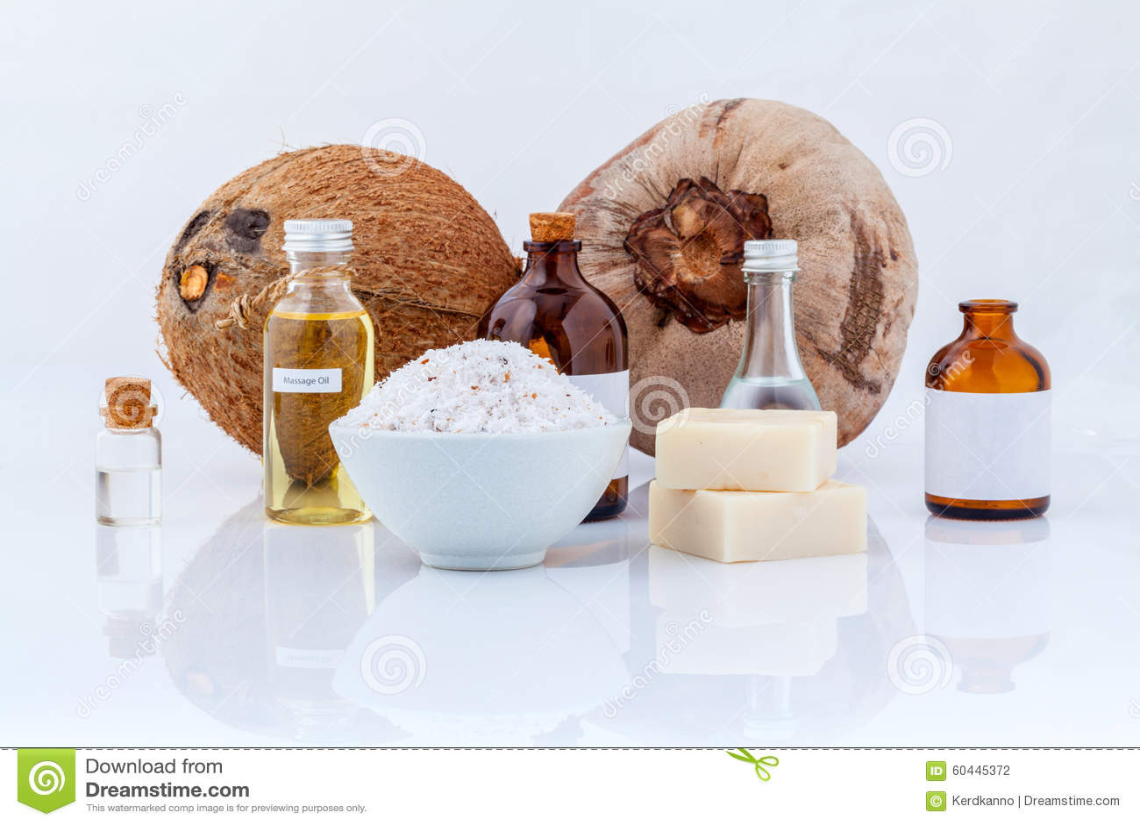 Pure White Natural Skin Care Oil