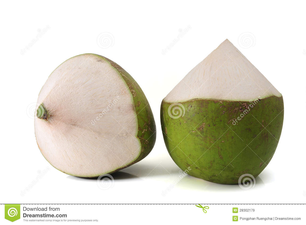 is a coconut a fruit cherry fruit