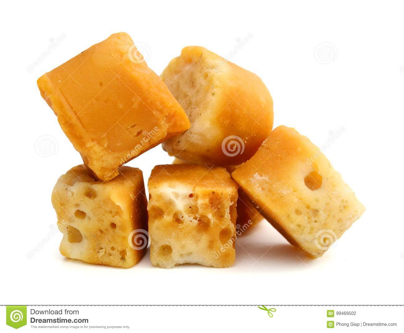 Jaggery Or Sugar From Palm Or Coconut Isolated On White
