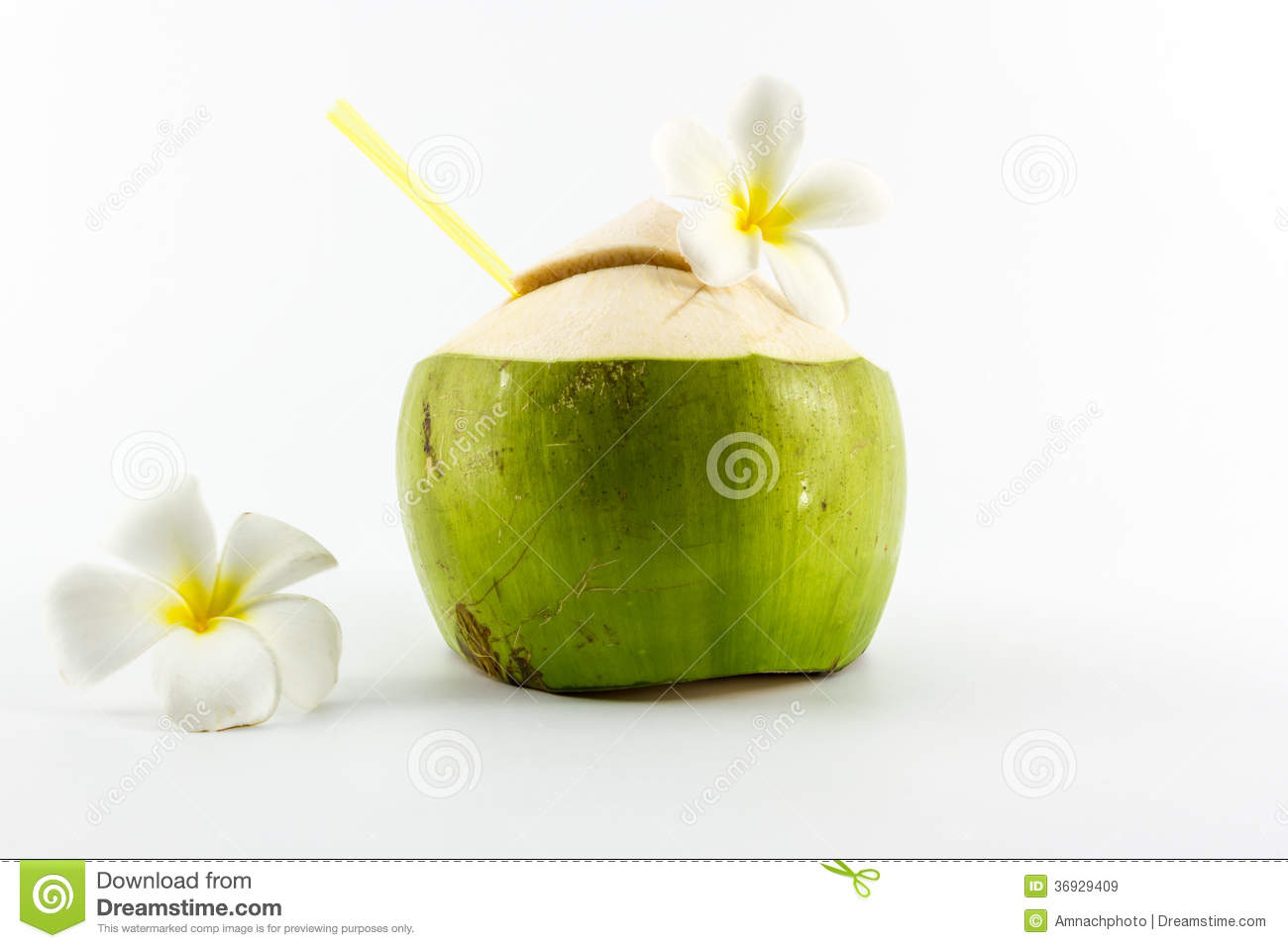 Natural Coconut Water Raw C