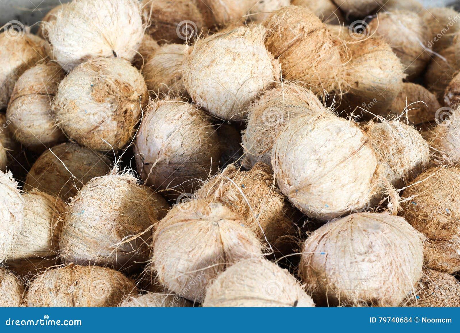 Cocos pelados