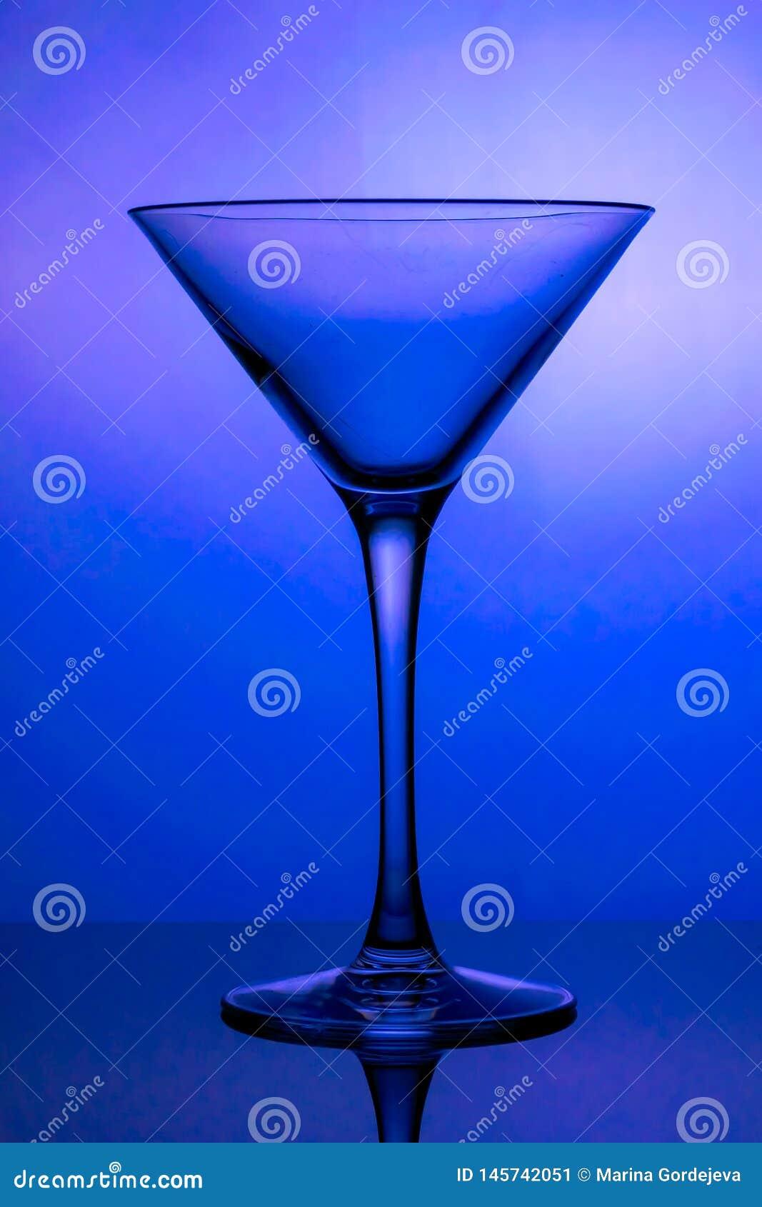 Coctailexponeringsglaset