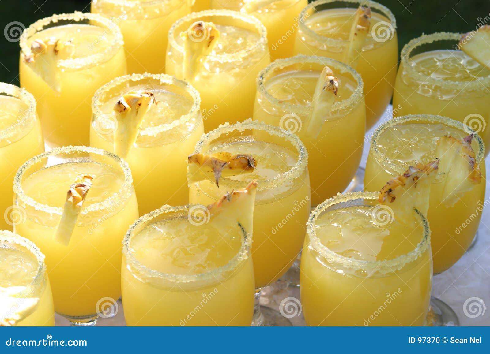 Coctails ανανάς