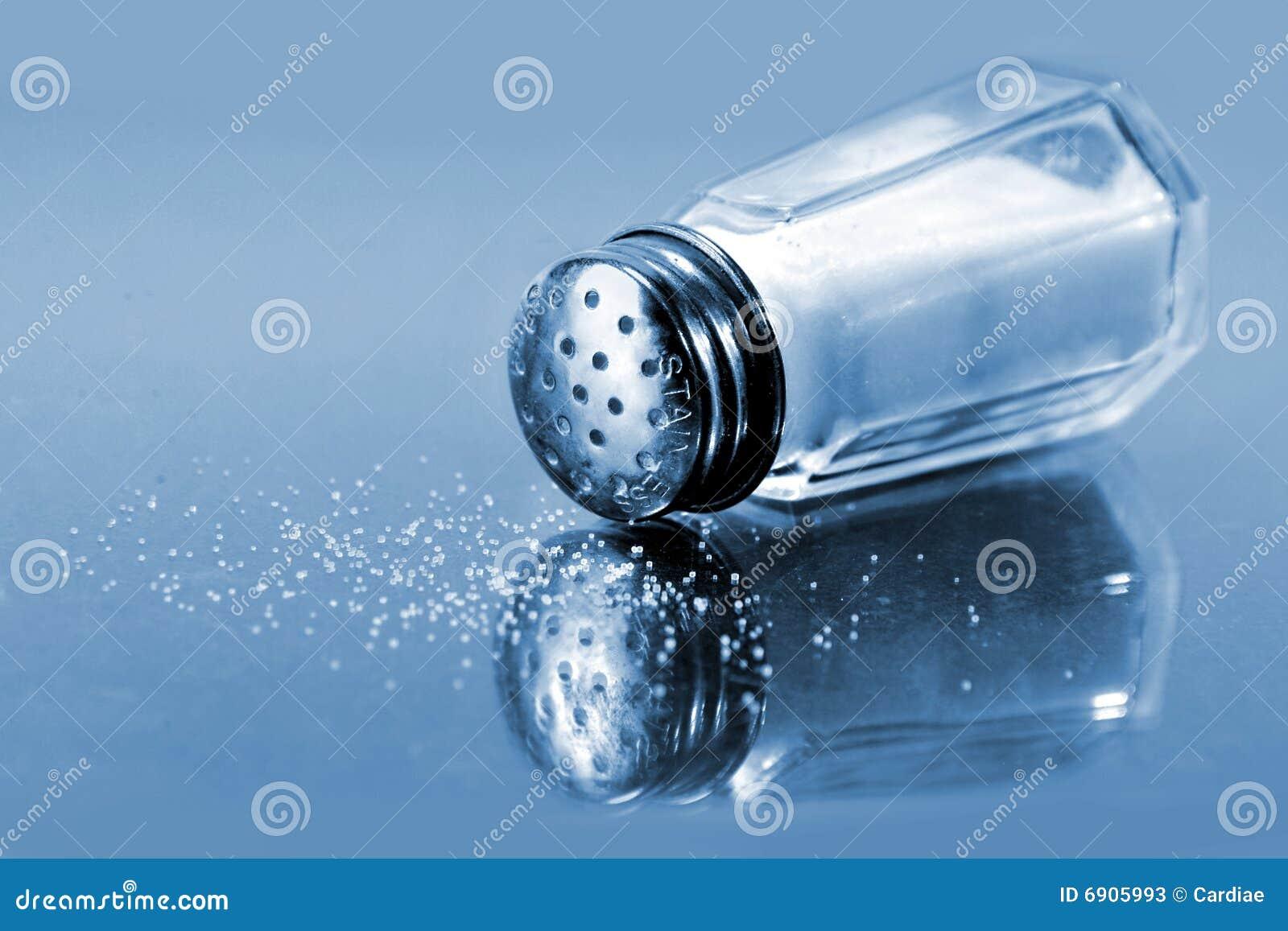 Coctelera de sal