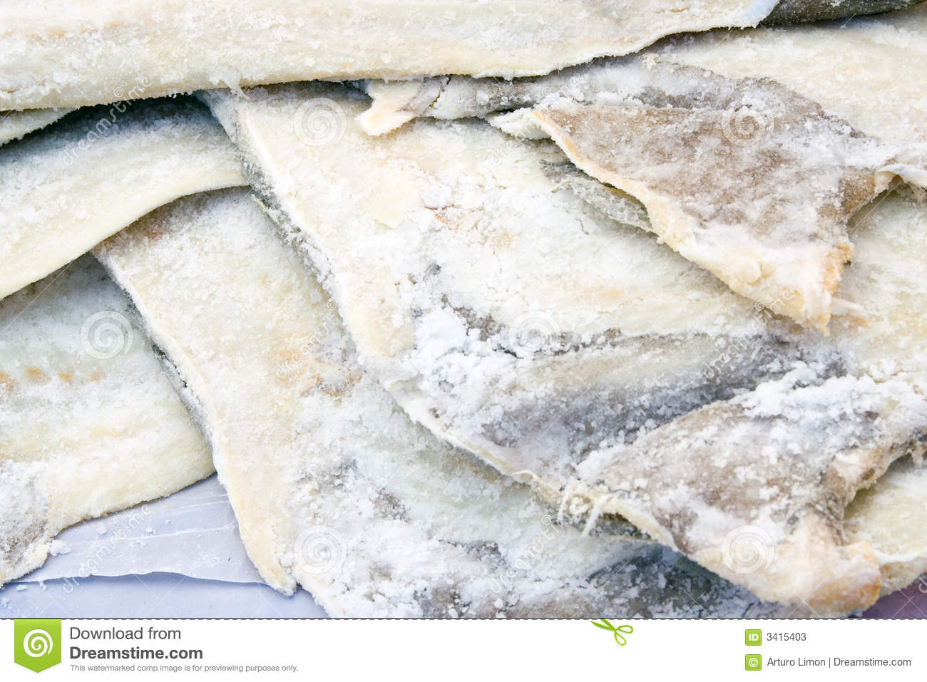 Cod fish stock photos image 3415403 for Where to buy salted cod fish
