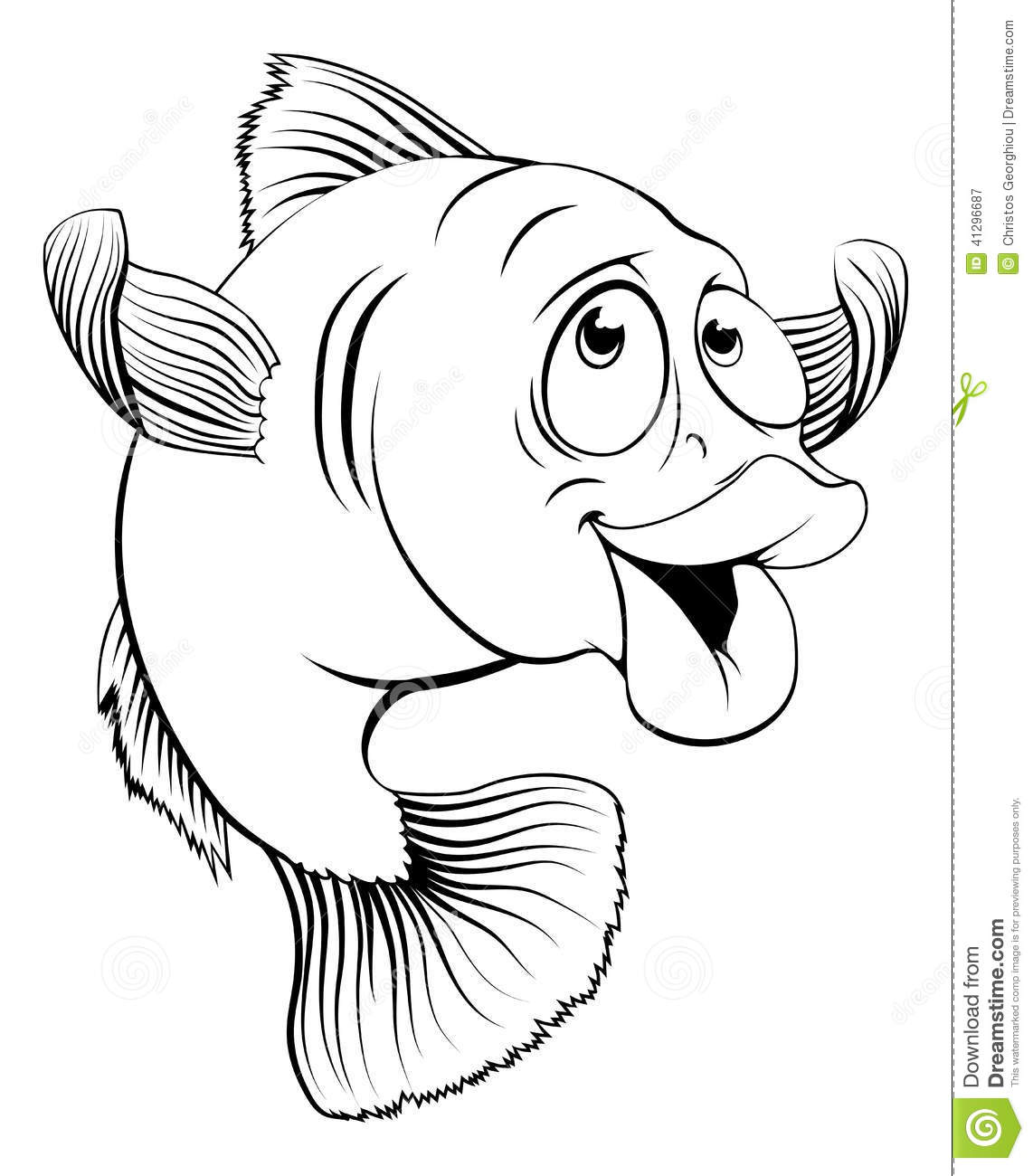Clip Art Fish And Chips Free