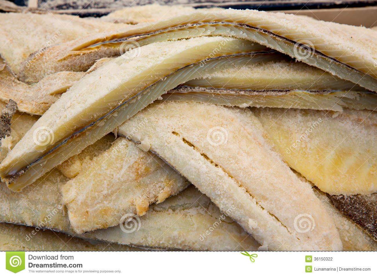 Image gallery salted codfish for Cod fish walmart