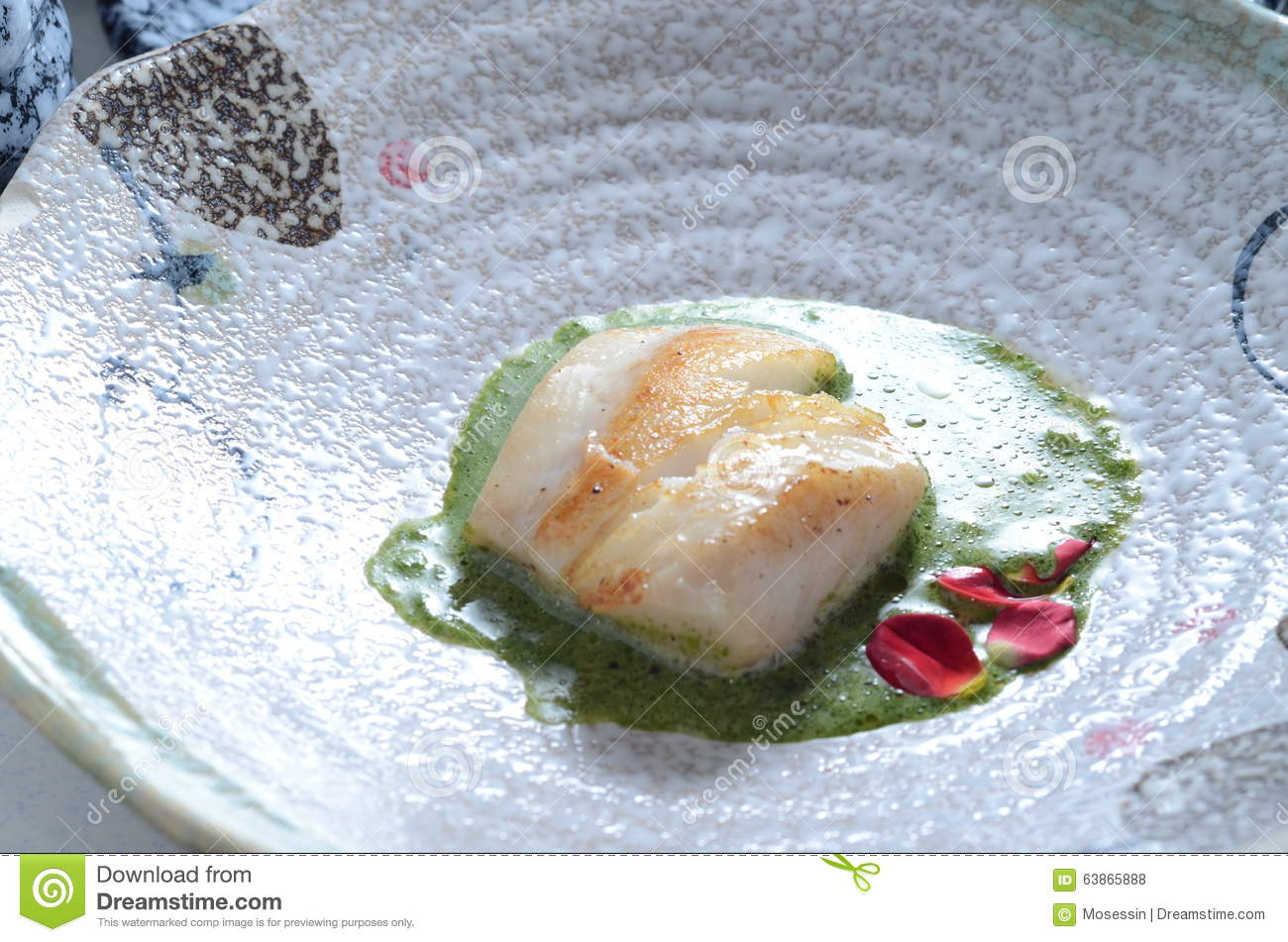 how to fillet a cod fish